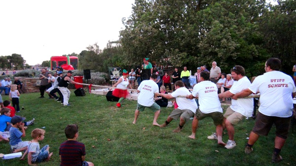 Tug of War - Stiff Schutz early comp