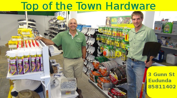 Top of the Town Hardware