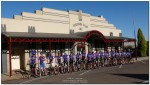Riders of the Katelyn's 2 Day Tour - Tour de Eudunda 2014