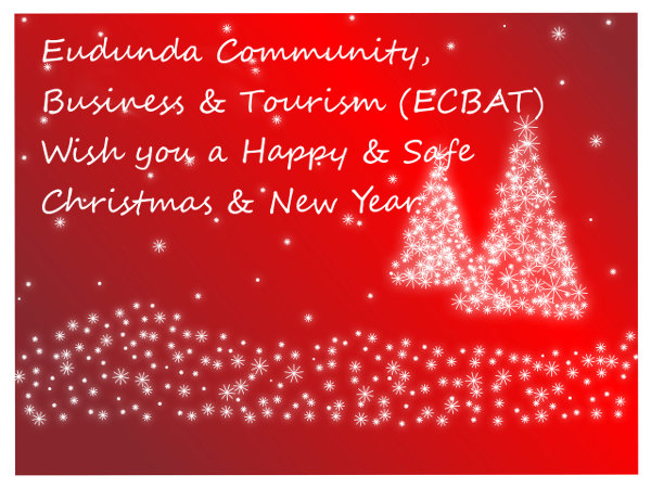 Merry Christmas from ECBAT In Red