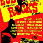 Eudunda Rocks Poster 1st Aug 2014