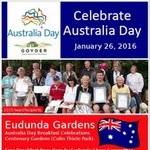 Australia Day Breakfast Flier - Eudunda 2016 thumbnail