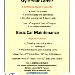 two training courses for females in Eudunda-580x860