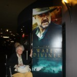 Florence Knight at The Water Diviner (First Public Viewing on 26th Dec 2014)