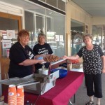 donuts in main street by Totally Locally Eudunda ladies
