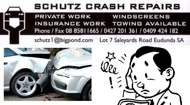 Schutz Crash Repairs