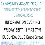 Community Mosaic Project Information Evening 11th Sept 2015 - thumb