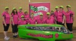 Rogers Rascals Pedal Prix team presented at Eudunda Area School