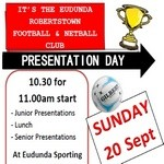 Saints Presentation Day 20th Sept 2015 thumb