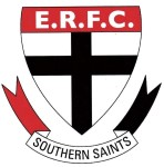 Southern Saints Football Logo