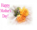 Happy Mothers Day - Yellow Roses