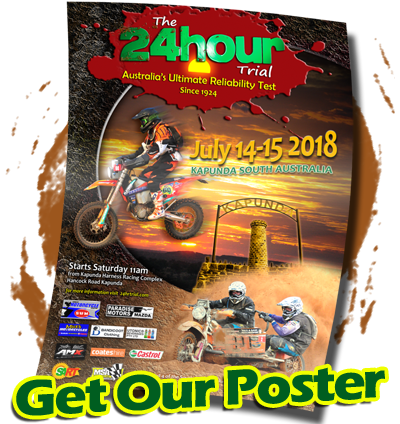 Get the 24 Hour Poster for 2018