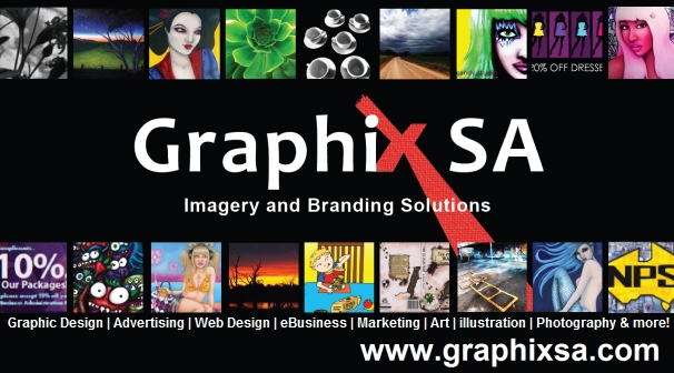 Graphix SA Business Card