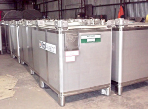 Buschutz Engineering IBC for Antartica