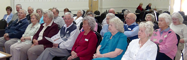 Probus Eudunda Meeting - Nov 2016 - Colin Thiele