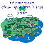 Eudunda - Clean Up Australia Day 2017 Banner