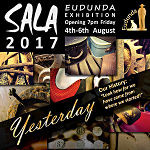 SALA-Eudunda Exhibition - Yesterday 4-6 Aug 2017