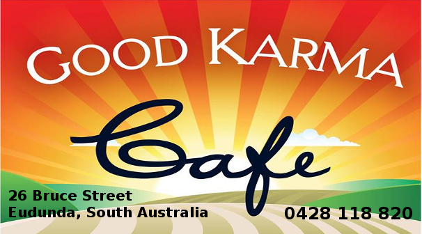 Good Karma Cafe - Eudunda, SA