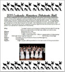 Eudunda Miniature Debutante Ball 22nd June 2018 - Flier