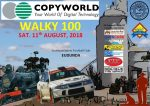 2018 Copyworld Walky 100 - Eudunda - 11th Aug 2018 - Landscape Poster
