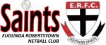 Combined Saints Netball & Football LogosCombined Saints Netball & Football Logos
