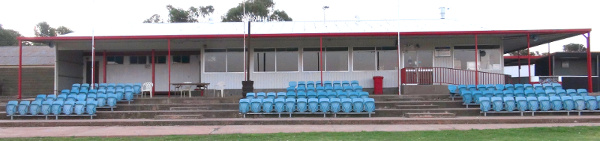 Eudunda Sporting Clubrooms - evening photo