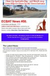 SG News From ECBAT No 58 200219 cover