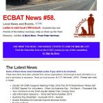 Southern Goyder News from ECBAT #58 – Out Now!
