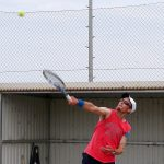 Michael Patterson of Eudunda Tennis Club