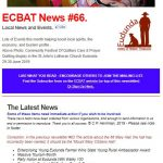 Southern Goyder News from ECBAT #66 - Out Now!