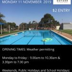 Eudunda Swimming Pool Season Is Open
