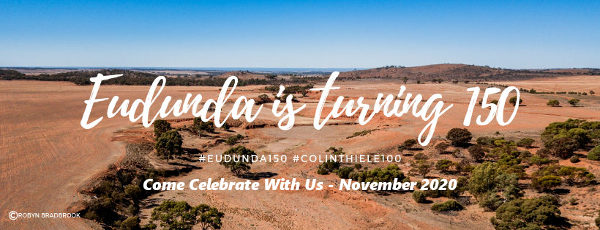Eudunda is Turning 150 in Nov 2020