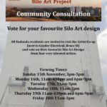 ECBAT Invite You to Vote For Your Favourite Silo Art Design From 15th – 20th Nov 2020