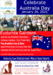 Australia Day Breakfast Eudunda 26th Jan 2021
