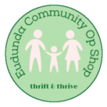 Eudunda Community Op Shop Logo
